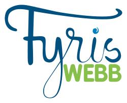 FyrisWebb logotyp